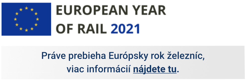 European year of rail 2021